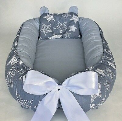 BabyNest for newborn,baby nest,baby bed,cocoon,sleep nest, baby pod.