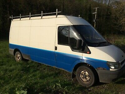 Ford Transit 51 Lwb spares or repair