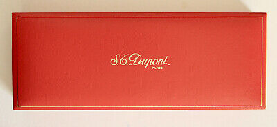 S.T. Dupont Chinese Lacquer  Fountain Pen BOX ONLY