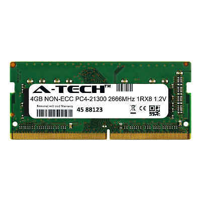 4GB Module for Dell Inspiron 5565 5566 5567 5568 5570 5575 5576 5577 Memory Ram