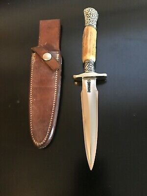 """Randall Knife 2-5 """"SS"""" Rehandle Stag-by:Ghostown-JRBS-1970's"""