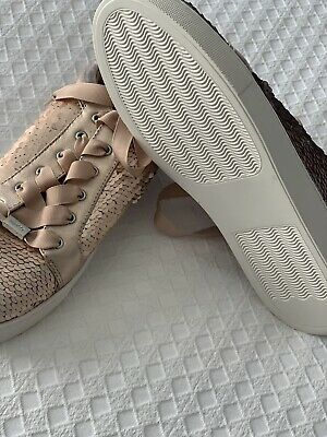 Mimco Rose Gold Shoes - Brand New - Size 38