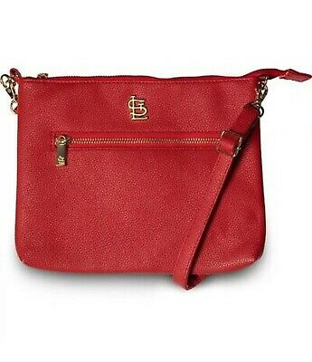 St. Louis Cardinals Crossbody Bag/Purse SGA 5/12/19 Mother's Day - Leather - New
