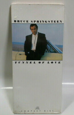 Cd Bruce Springsteen Tunnel Of Love Ck40999 Long Box Brand New