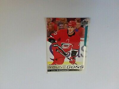 2018 2019 Upper Deck Young Serie 2 Guns U Pick To Finish Your Set