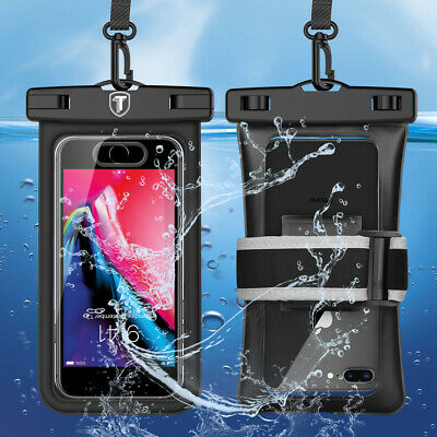 Floating Waterproof Phone Pouch Universal Dry Bag Arm Band Case for Cell Phone