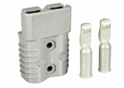 6325G1 Anderson Original SB 175 Battery Connector Gray 1/0 AWG Qty of 2
