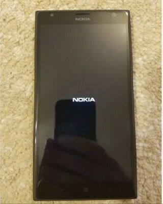 Nokia Lumia 1520, AT&T/Cricket, Mint Condition - Windows 8 Phone