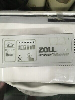 Zoll Surepower Lithium Ion Battery Pack