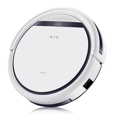 ILIFE V3s Pro Robotic Vacuum Cleaner Automatic Cleaning Robot, Pet Hair Care,