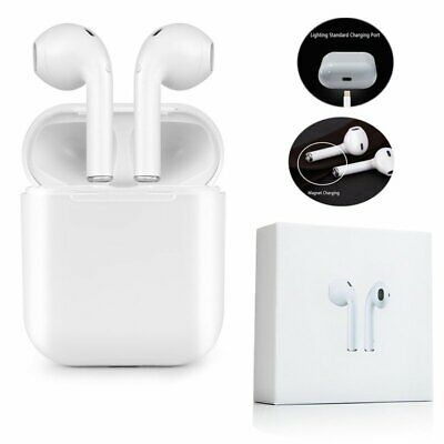 New 2019 BEST QUALITY Wireless Bluetooth Earbuds Headphones Headsets For Apple