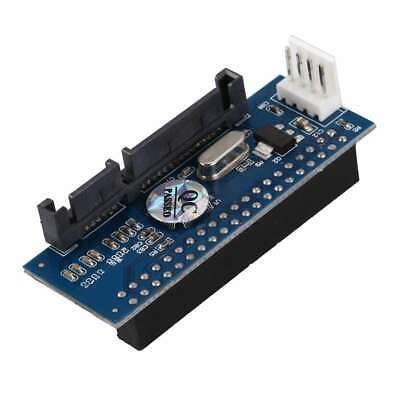 New 3.5 Inch Ide To Sata 4 Pins Hard Drive Convertor Hdd Parallel To Serial  8G3