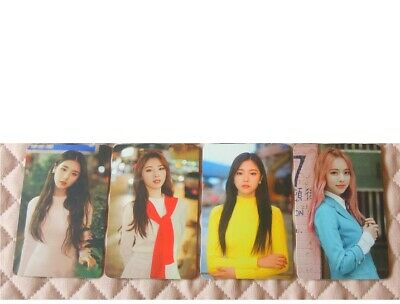 Monthly Girl LOONA 1/3 1st Mini Album Love&Live Photocard KPOP