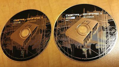 DIGITAL EMPIRE II THE AFTERMATH 2 CDS 1998 exc! COLD FRONT FATBOY SLIM RUN DMC