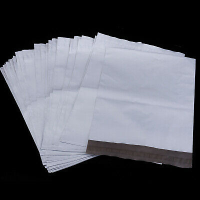 STRONG White Postal Postage Mailing Poly Bags ALL SIZES 100% Recyclable