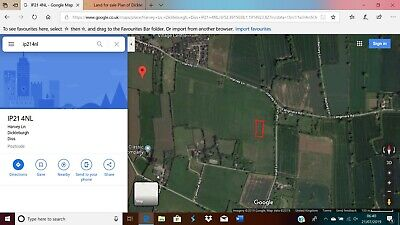 Land For Sale Dickleburgh Norfolk