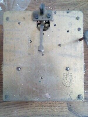 Vintage FHS Hermle chime Clock Movement Possibly 8 Day