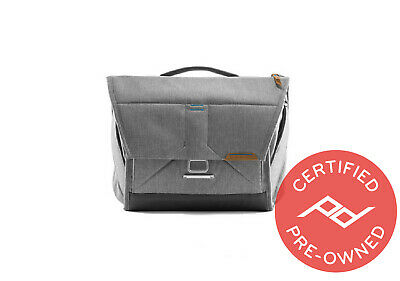 "Brand New Peak Design Everyday Messenger Bag V1 (13"", Ash) - PD Certified"