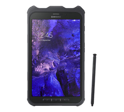 Samsung Galaxy Tab Active SM-T365 LTE 4G GPS IP67 Outdoor Tablet Komplettes Set!