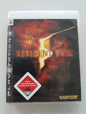 RESIDENT EVIL 5 für Sony Playstation 3 USK18 PS3 Spiel