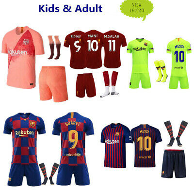 508446ae324 2018 19 FOOTBALL PSG MBAPPE Short Sleeve Shirt for 3-14 Yrs Kids Kit ...