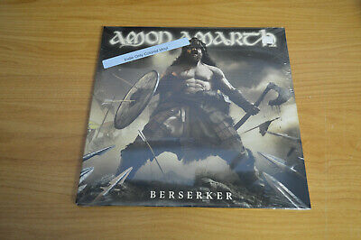 Berserker 2xLP by Amon Amarth colored vinyl limited edition sealed brand new