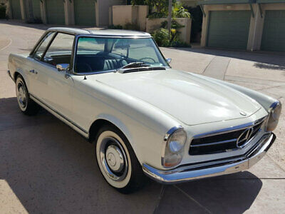 1967 Mercedes-Benz 250SL  1967 MERCEDES BENZ 250SL MATCHING NUMBERS  RESTORED AND RARE FIND!