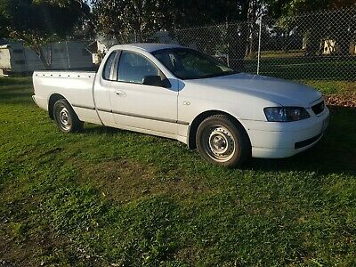 ford ba ute 6cly auto registration