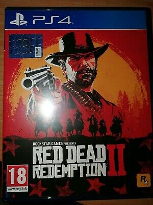 Red Dead Redemption 2 Ps4 italiano - Play Station 4