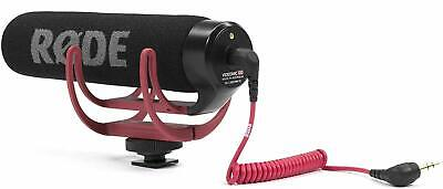 Rode VideoMicro Microphone compact avec support antichoc Rycote Lyre