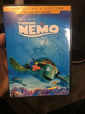 Finding Nemo 3-Disc Combo Collector's Edition: Blu-ray/DVD/BonusFeatures Blu-Ray