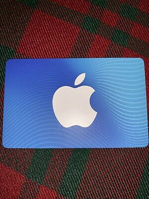 $25 App Store & iTunes gift card
