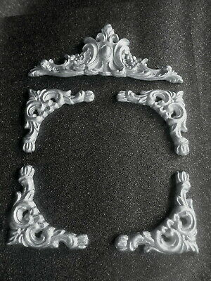 Ornate style mouldings decorative moulding set  Furniture Projects