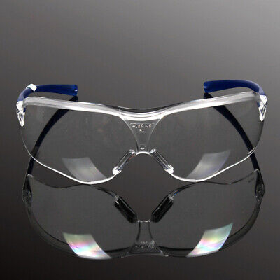 Eye Protective Factory Lab Work Safety Glasses Anti-impact Dust Proof Goggles