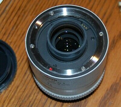 Canon Extender EF Lens extender 2x II made in japan