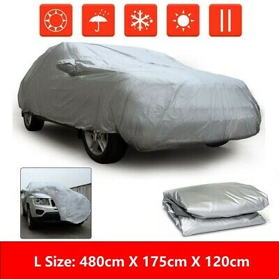 Large Family Car Cover Universal Fit For Vauxhall Astra Water Resistant KCS3S UK