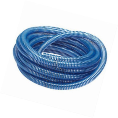 """DRAPER 10 METER ROLL OF 1"""" (25mm) SUCTION HOSE FOR WATER PUMPS  20469"""