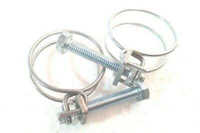 """2/"""" 51MM CONSTANT TENSION HOSE CLAMPS #4956 5 CLAMPS"""