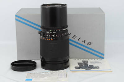 EXC++ Hasselblad Carl Zeiss sonnar T * 250mm f 5.6 CF with original box