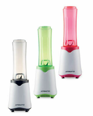NEW AMBIANO Smoothie Maker Portable Bottles and Lids Kitchen Appliance B07806