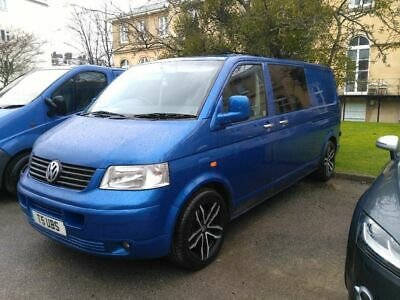 VW transporter t5 *Very Low Milage Engine*