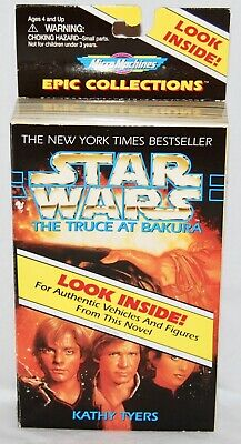 """Star Wars Micro Machines, """"The Truce At Bakura"""" Epic Collection, NEW, 1996"""