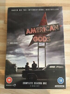 American Gods: Complete Season One [DVD]
