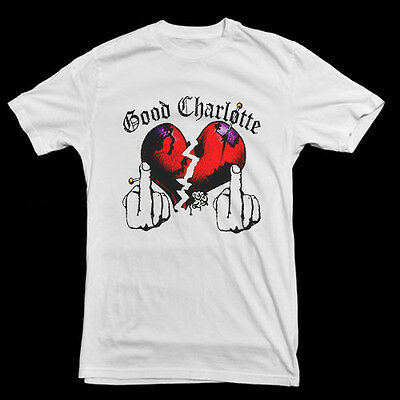 GOOD CHARLOTTE tee Rock band Joel Madden emo merch S M L XL 2XL 3XL t-shirt
