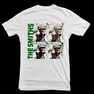 THE SMITHS Merch tee MORRISSEY rock indie pop band S M L XL 2XL 3XL t-shirt
