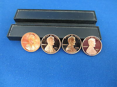 2006-S Lincoln Cent Deep Cameo Mirror Proof Bright Red