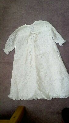 childs christening gown