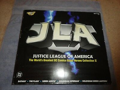 1998 Justice League Of America Super Heroes Collection Ii 5 Pack Limited Edition