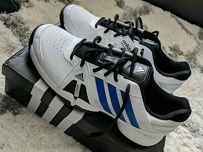 12354e62647da ADIDAS MENS BARRICADE Team 3 Tennis Shoes Size 12 White