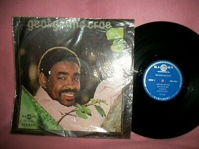 "GEORGE McCRAE-""SELF TITLED"" 12"" LP TAIWAN BOOTLEG RARE!!!!!"